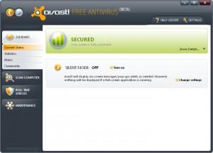 Antivirus Gratis Avast Free Antivirus