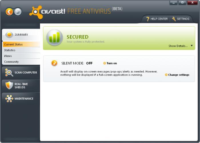 descargar avast free antivirus gratis para windows 8