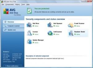 Antivirus Gratis - AVG Free Antivirus