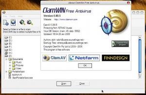 Antivirus Gratis - ClamWin Free Antivirus