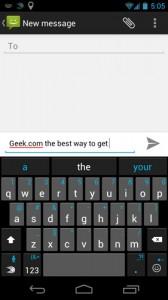 Aplicaciones Android Gratis - Swifkey 3