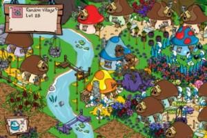 aplicaciones-iphone-gratis-smurf-village