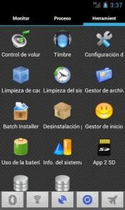 Ahorrar batería Android - Android Assistant