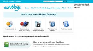 Crear Páginas Web Gratis - EduBlogs