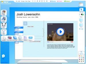 Crear Páginas Web Gratis - Wix
