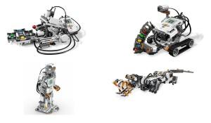 Niños en programación - Lego Mindstorms