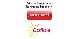 Sitos Web Para Solicitar Préstamo Online - Cofidis