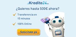 Sitos Web Para Solicitar Préstamo Online - Kredito24