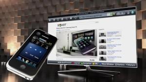 Ver smartphone en TV