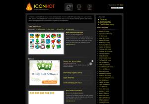 Descargar Iconos Gratis - iconhot