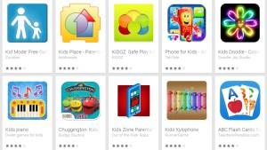 Móviles Antiguos - juegos y educación para niños