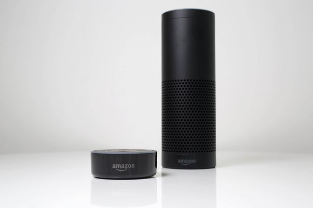 Regalos tecnológicos - Amazon eco