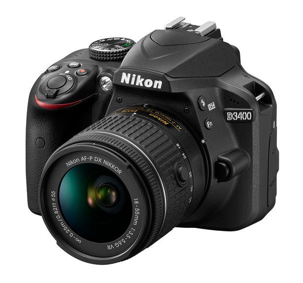 regalos-tecnologicos-nikon-d3400